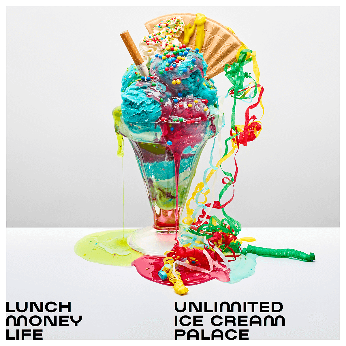 Unlimited-Ice-Cream-Palace Record Cover