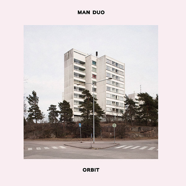 orbit Record Cover